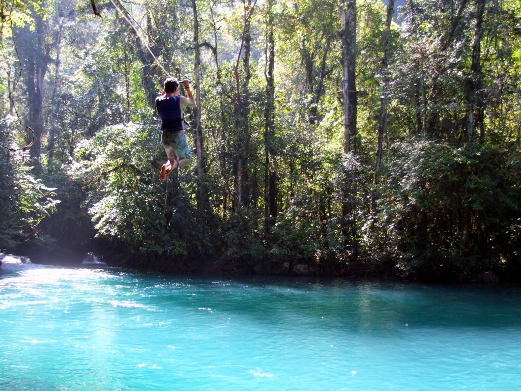 Reserva Natural Hun Nal Ye. Foto: Andrea Barreda/Viatori