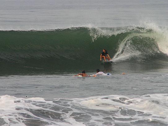 El Paredón es una de las mejores playas para surfear en Guatemala. Foto: Jorge Rodríguez/Viatori