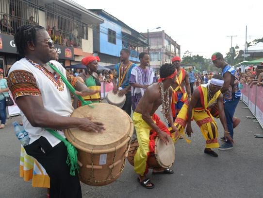 Nunca falta la pegajosa música caribeña. Foto: Natalie Viglia/Viatori