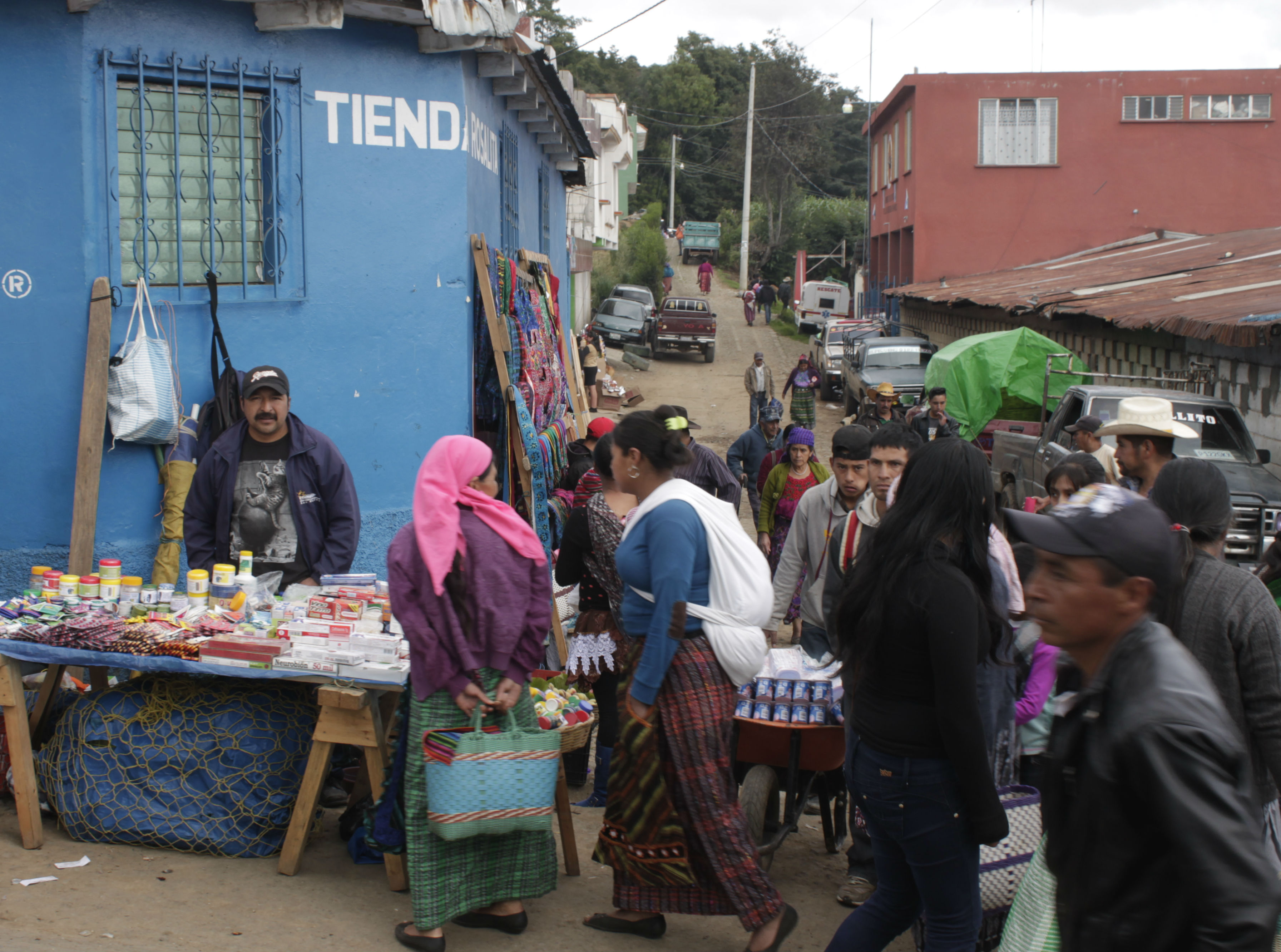 Día de mercado, Ixchiguán